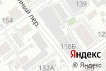 Схема проезда до компании МК Поддержка. Техосмотр в Барнауле