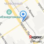МонтажСервис на карте Барнаула