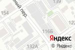 Схема проезда до компании Идеал-Алтай в Барнауле