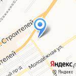 Доверие Плюс на карте Барнаула