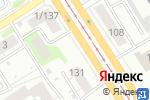 Схема проезда до компании Грильландия в Барнауле