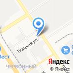 Стойка-плюс на карте Барнаула