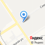 КлассГидро на карте Барнаула