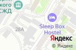 Схема проезда до компании Арт Лайф в Барнауле