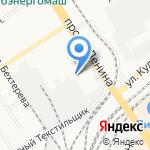 Алтайская лаборатория судебной экспертизы Министерства юстиции на карте Барнаула