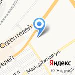 Центр занятости населения г. Барнаула на карте Барнаула