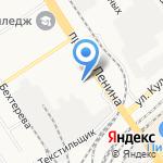 Единый Центр Кредитования на карте Барнаула