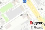 Схема проезда до компании ПК-1 в Барнауле