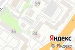Схема проезда до компании Проспект, ТСЖ в Барнауле
