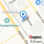Центр тары на карте Барнаула