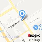 ПК-1 на карте Барнаула