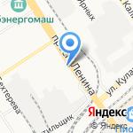 Центр правовых и избирательных технологий на карте Барнаула