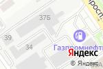 Схема проезда до компании Юником в Барнауле