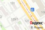 Схема проезда до компании Комитет поддержки реформ Президента России в Барнауле