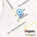 Восточный Альянс на карте Барнаула