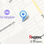 Селена-Дресс на карте Барнаула