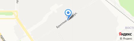Экстра на карте Барнаула