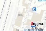 Схема проезда до компании Алтай-Пригород в Барнауле