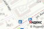 Схема проезда до компании АПТЕКА 03 в Барнауле