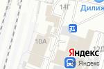 Схема проезда до компании Экспресс-кафе в Барнауле