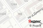 Схема проезда до компании Территориальный отдел надзорной деятельности и профилактической работы №1 по г. Барнаулу в Барнауле