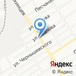 Шинсервис на карте Барнаула