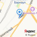 Реноме на карте Барнаула