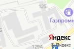 Схема проезда до компании Алтай-Занддорн в Барнауле
