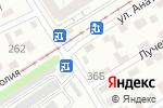 Схема проезда до компании Банька на Прудском в Барнауле