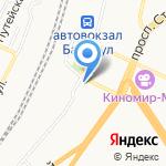 Алтайское агентство фирменного транспортного обслуживания на карте Барнаула