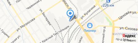 Современный Центр Негосударственной Экспертизы на карте Барнаула