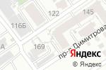 Схема проезда до компании В ЦЕНТРЕ в Барнауле