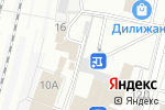 Схема проезда до компании На дорожку в Барнауле