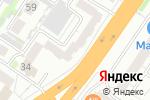 Схема проезда до компании Вундеркинд в Барнауле