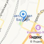 Магазин семян на карте Барнаула