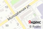 Схема проезда до компании Газелист в Барнауле