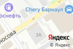 Схема проезда до компании Доктор Корнилов в Барнауле