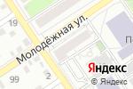 Схема проезда до компании Дом на Молодежной в Барнауле