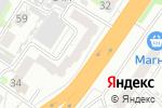 Схема проезда до компании расходка22.рф в Барнауле