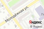 Схема проезда до компании Сибирский шик в Барнауле