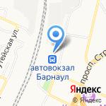Деловой успех на карте Барнаула