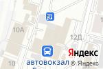 Схема проезда до компании СибТрансФинанс в Барнауле