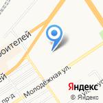 Интерком-Аудит Барнаул на карте Барнаула