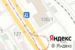 Схема проезда до компании Балт Бет в Барнауле
