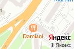 Схема проезда до компании Damiani в Барнауле