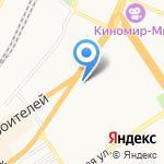 Адвокатский кабинет Давыдова М.В. на карте Барнаула