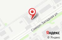 Схема проезда до компании Абсолютперспектива в Барнауле