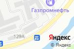 Схема проезда до компании Торгово-производственная компания в Барнауле