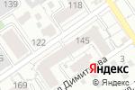 Схема проезда до компании АрхИ Групп в Барнауле