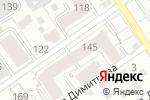 Схема проезда до компании Исток в Барнауле